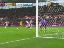 Stoke City 1:1 Brighton & Hove Albion