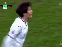 Swansea City 1:0 Burnley