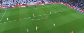 Ładny techniczny gol Kroosa z Sociedad