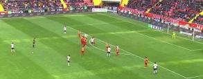 Bramka Robinho z rzutu wolengo w lidze tureckiej!