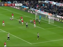 Newcastle United 1:0 Manchester United