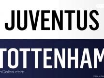 Juventus Turyn - Tottenham Hotspur 2:2