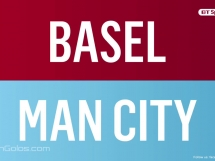 FC Basel 0:4 Manchester City