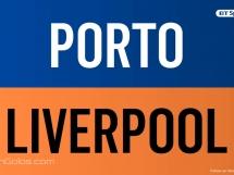 FC Porto - Liverpool 0:5