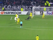 Olympique Lyon 3:1 Villarreal CF