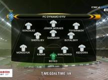 AEK Ateny - Dynamo Kijów 1:1