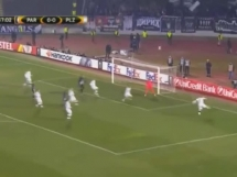 Partizan Belgrad 1:1 Viktoria Pilzno