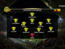 Borussia Dortmund 3:2 Atalanta