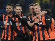 Szachtar Donieck - Chernomorets Odessa 5:0