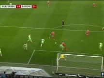VfL Wolfsburg - Bayern Monachium 1:2