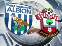 West Bromwich Albion 1:2 Southampton