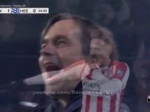 PSV Eindhoven 2:2 Heerenveen