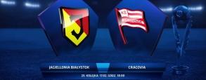 Jagiellonia Białystok 1:0 Cracovia Kraków