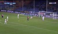 Kuriozalny samobój Ranocchia w meczu z Genuą! [Wideo]