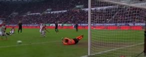 Augsburg 0:1 VfB Stuttgart
