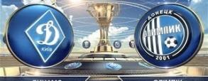 Dynamo Kijów 1:0 Olimpik Donieck