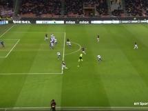 AC Milan - Sampdoria 1:0