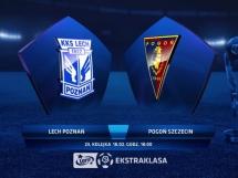 Lech Poznań - Pogoń Szczecin 2:0