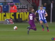 Wigan Athletic - Manchester City 1:0