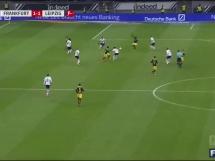 Eintracht Frankfurt 2:1 RB Lipsk