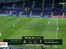 Getafe CF - Celta Vigo 3:0