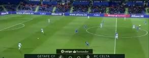 Getafe CF 3:0 Celta Vigo