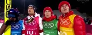 Brązowy medal w konkursie drużynowym! Skoki Polaków!