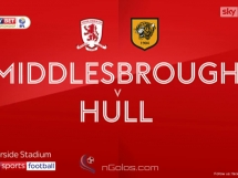 Middlesbrough 3:1 Hull City