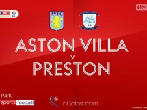 Aston Villa 1:1 Preston North End