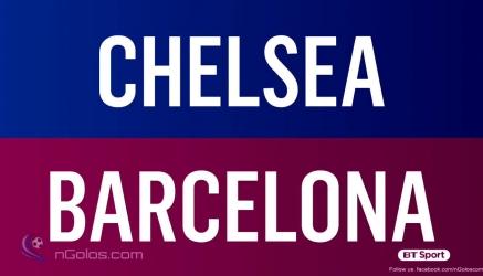 Remis Chelsea z Barceloną! [Filmik]