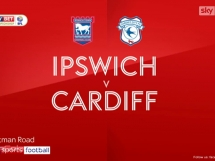 Ipswich Town 0:1 Cardiff City