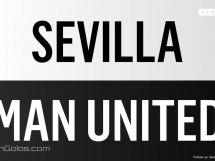 Sevilla FC - Manchester United 0:0