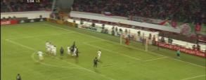 Lokomotiw Moskwa 1:0 Nice