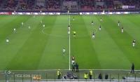 90 minut Góralskiego i Świerczoka! Wygrana Milanu! [Wideo]