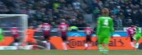 Hannover 96 0:1 Borussia Monchengladbach