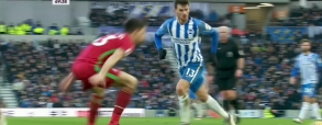 Brighton & Hove Albion 4:1 Swansea City