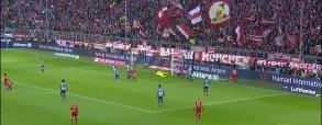 Bayern Monachium 0:0 Hertha Berlin