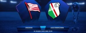 Cracovia Kraków - Legia Warszawa