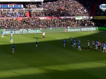 Feyenoord 1:3 PSV Eindhoven