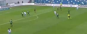 Sassuolo 0:3 Lazio Rzym