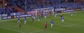 Sampdoria 2:1 Udinese Calcio