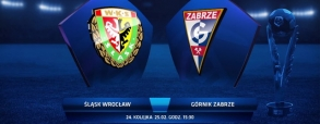 Śląsk Wrocław 1:1 Górnik Zabrze