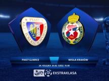 Piast Gliwice 0:0 Wisła Kraków
