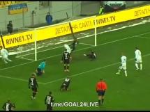 Veres Rivne 3:1 Dynamo Kijów