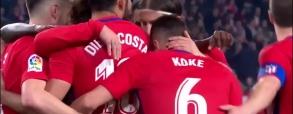 Sevilla FC 2:5 Atletico Madryt