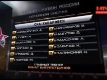 SKA Chabarowsk 0:0 Szynnik Jarosław