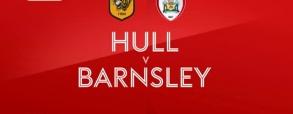 Hull City 1:1 Barnsley FC