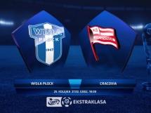 Wisła Płock 0:1 Cracovia Kraków