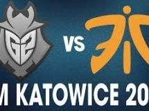 G2 Esports 1:2 Fnatic