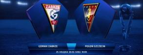 Górnik Zabrze 0:0 Pogoń Szczecin